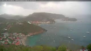 Preview of stream Carribean port of Gustavia, St. Barth