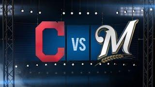 3/28/17: Brewers hit five homers, walk off in win