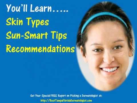 Best Tampa Florida Dermatologist & Tampa FL Cosmetologist