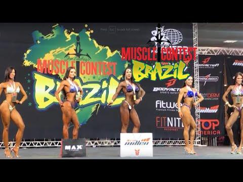 Muscle Contest Brasil 2019 | FINAIS - WOMEN'S PHYSIQUE , FIGURE E BIKINI