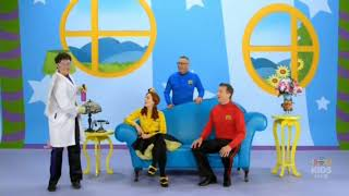 The Wiggles Lachy's Wings Part 1