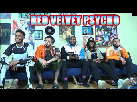 Red Velvet - Psycho Reaction