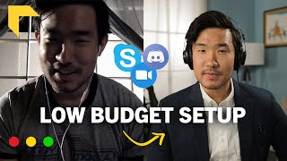 How to Make Your Webcam Footage Look Better | Filmmaker Explains