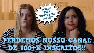 Gambar cover HACKERS ROUBARAM NOSSO CANAL COM 100 MIL INSCRITOS (NATISATV)