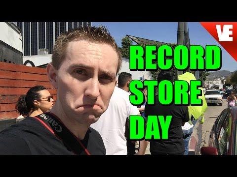 Record Store Day 2017 RECAP!