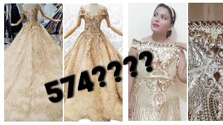 Aliexpress gown review|I spent 574 at aliexpress|aliexpress india|aliexpress hindi review