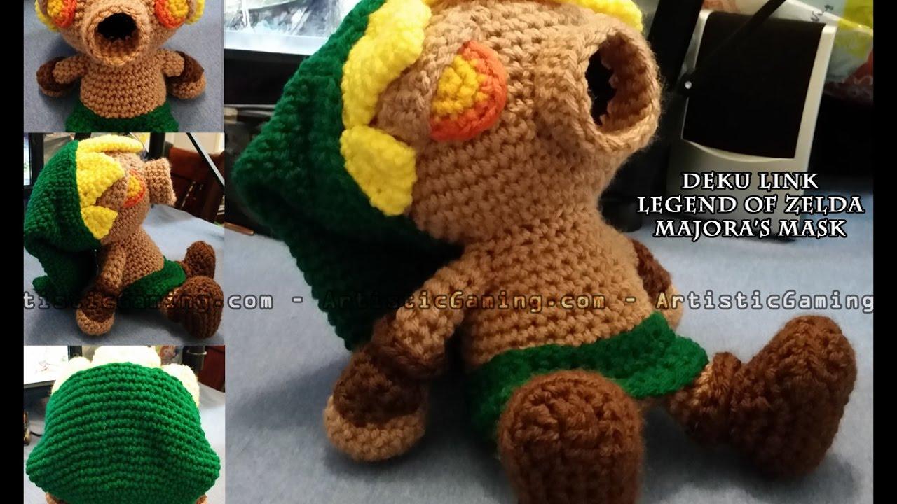 Make your own Deku Link! Legend of Zelda - YouTube