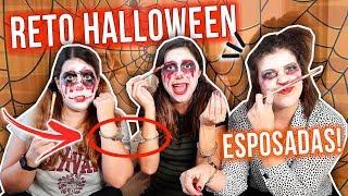 ¡¡RETO ESPOSADOS!! Especial HALLOWEEN | @ModaJustCoco