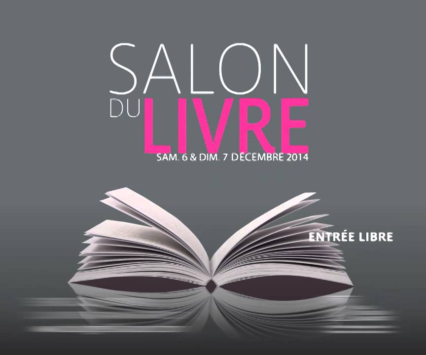 Salon du livre de boulogne billancourt youtube for Salon du livre a troyes