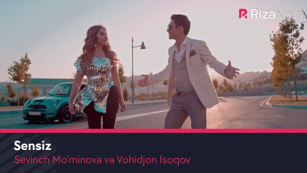 Sevinch Mo'minova va Vohidjon Isoqov - Sensiz (Official Music Video) 2017