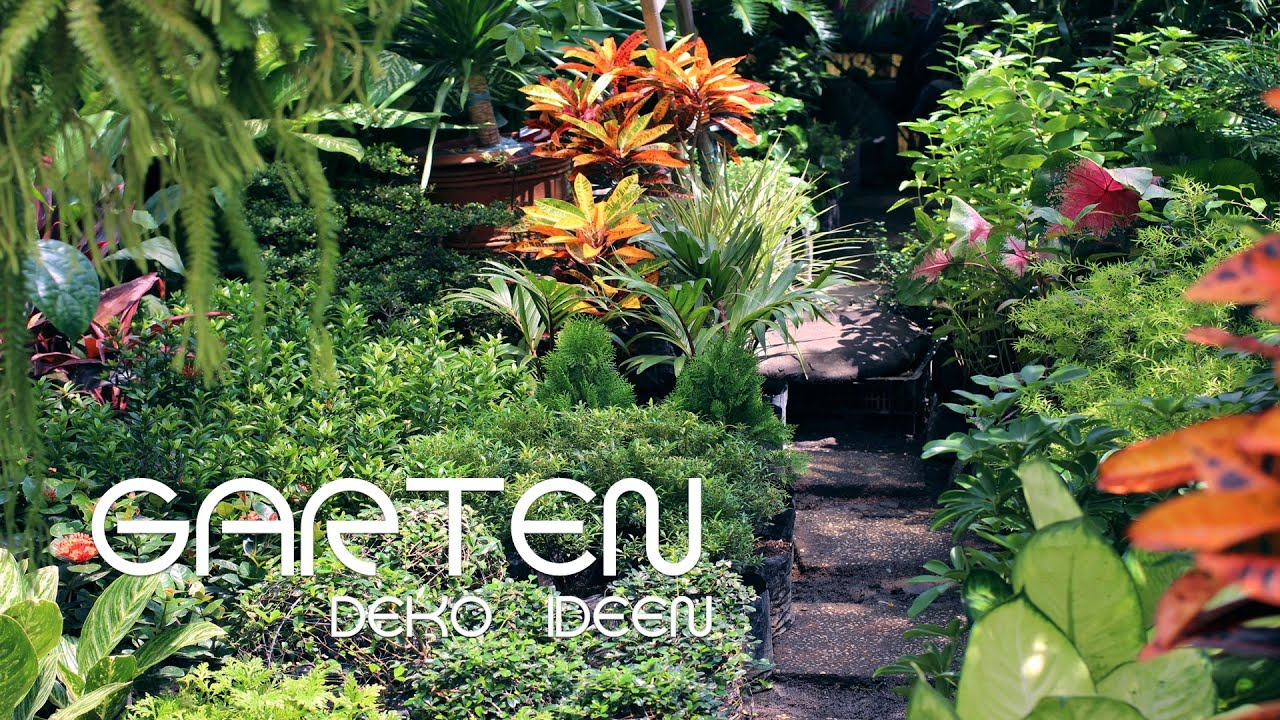 Garden deco ideas garten deko ideen 2015 youtube for Garden deko