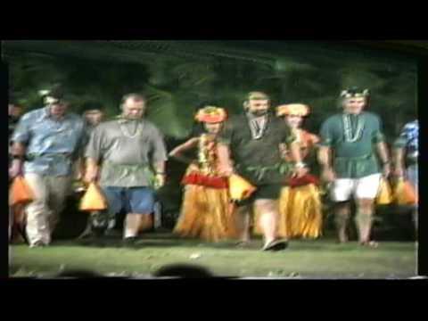 Chief Naschke Up on Stage - Hawaii