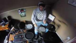 Steven Graham - Conor Maynard - Turn Around Drum Remix
