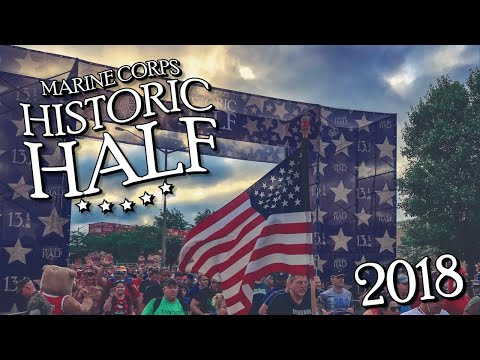 2018 Marine Corps Historic Half