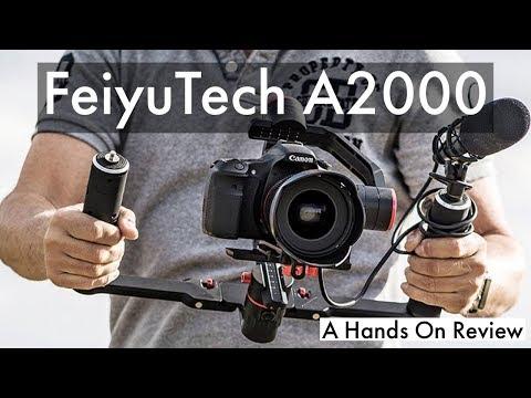 Feiyutech A2000 A Hands On Review from a regular user