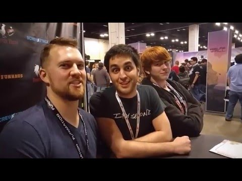 PAX SOUTH 2016 MONTAGE (Ft. ScrewAttack, PrestonPlayz, TheCampingRusher, & many more!) #PAXSOUTH