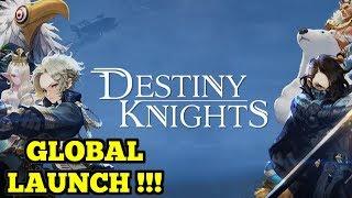 Destiny Knights : First Impressions