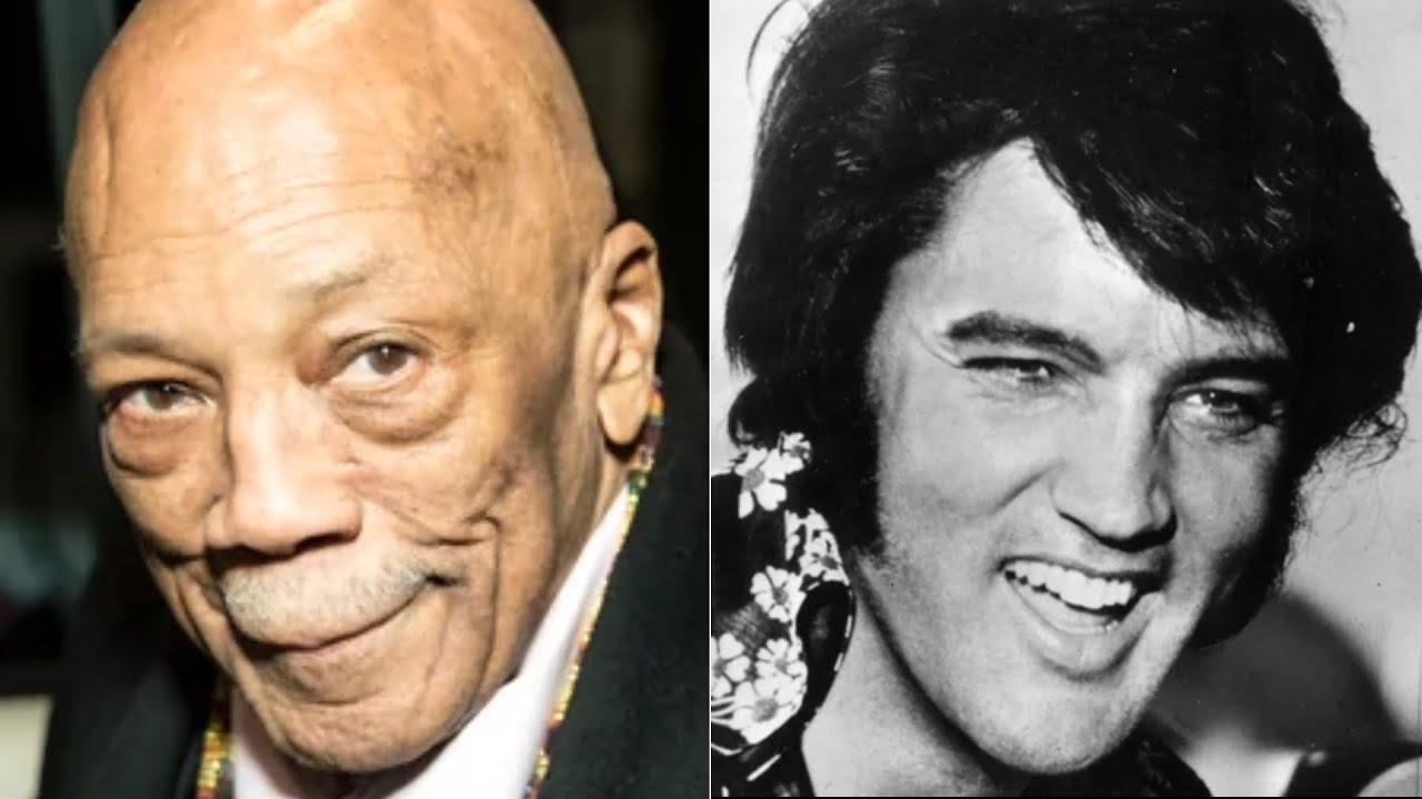 Download Quincy Jones' Bold Claim About Elvis Presley Has People Talking