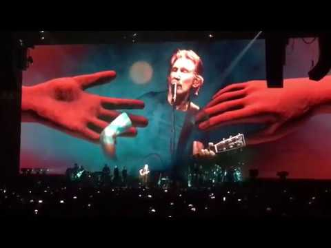 Roger Waters US+THEM 2017 TD Garden(Boston, MA): Wish You Were Here