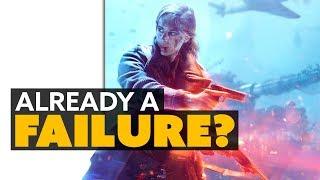 Battlefield V ALREADY Failing?