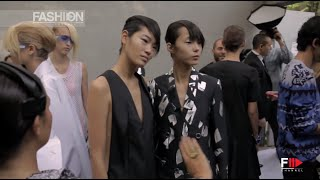 """KENZO"" Backstage & Full Show Highlights S/S 2015 Paris by Fashion Channel"