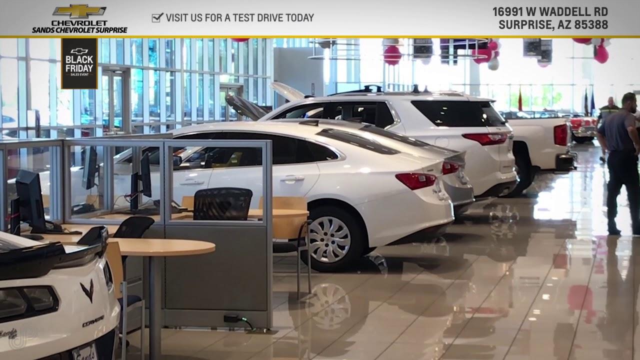 Sands Chevrolet Surprise Az >> Sands Chevrolet Surprise November Offers Sps