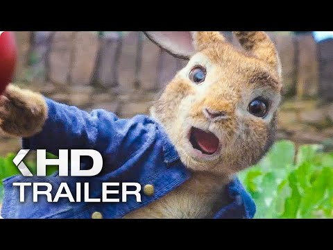 PETER RABBIT Trailer 2 (2018)