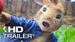 PETER RABBIT Trailer 2 (2018)