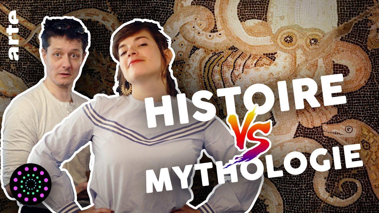 Download Les Grecs ont-ils cru en leurs mythes ? | Manon Bril & Hygiène Mentale | Le Vortex #14