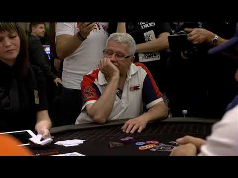 Konstantin Puchkov Is The Bubble Boy | Main Event Day 3 | #MILLIONSRussia