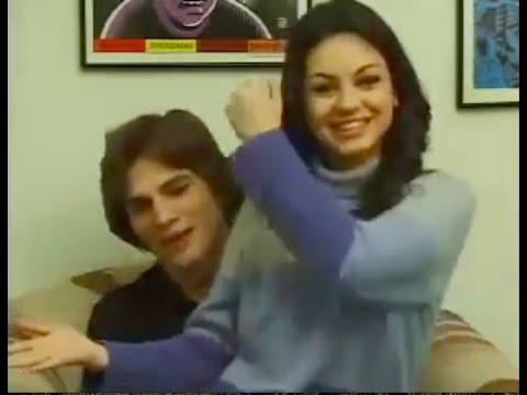 Ashton Kutcher and Mila Kunis interview