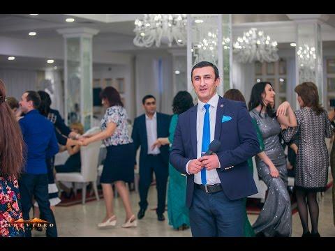 Армянская свадьба в Москве,  Aрмянский тамада  Вардан Князян +79307003300