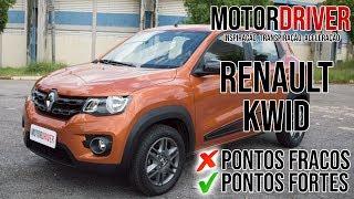 Renault Kwid - Por que eu não compraria?