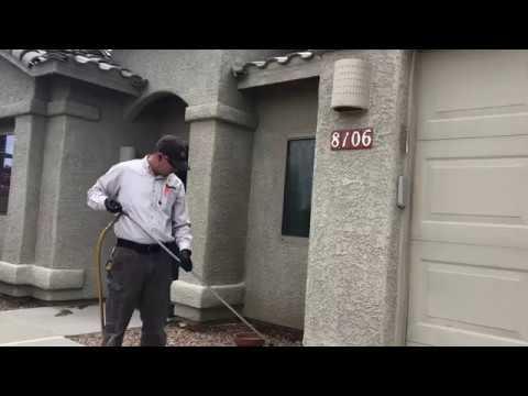 Termidor Termite Treatment By Arizona Pest Control