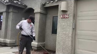 Termidor Termite Treatment By Arizona Pest Control