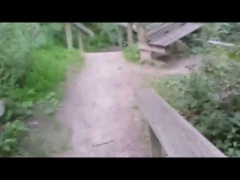 Alex Von Bergen Trail - Fort Snelling State Park