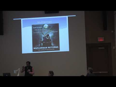 Ankit Lal: Politicians and Social Media in the Global South Conference