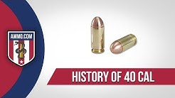 40 Cal Ammo: The Forgotten Caliber History of 40 Cal Ammo Explained