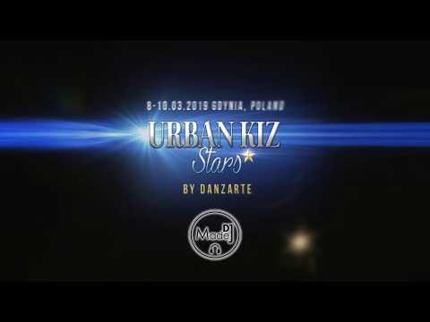Urban Kiz 2019 - DJ Madej  set  Urban Kiz Stars Gdynia tarraxa ghetto zouk