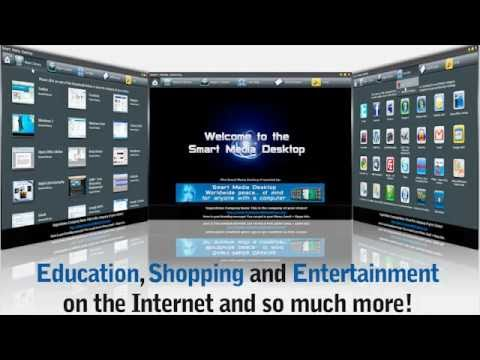 Earn Money with SMART MEDIA DESKTOP Browser Education and More For FREE
