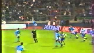 Jean Pierre PAPIN 1991 1992 Union Luxembourg   Olympique Marseille 0 5