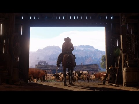 Red Dead Redemption 2 - Official First Trailer