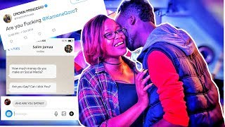 Gambar cover Q&A | HAVE YOU F'd KAMENE GORO? DATING? HOW I MAKE MONEY?