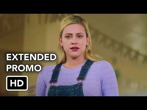 """Riverdale 3x21 Extended Promo """"The Dark Secret Of Harvest House"""" (HD) Season 3 Episode 21 Extended"""
