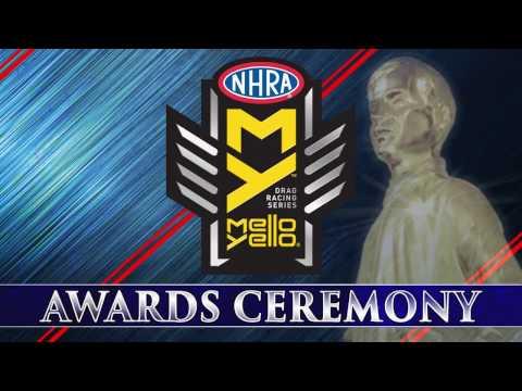 NHRA Mello Yello Awards Ceremony Part 1: Welcome; Lifetime Achievement Award