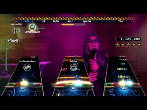 Rock Band 4 - The New Pornographers - Electric Version 100% FBFC