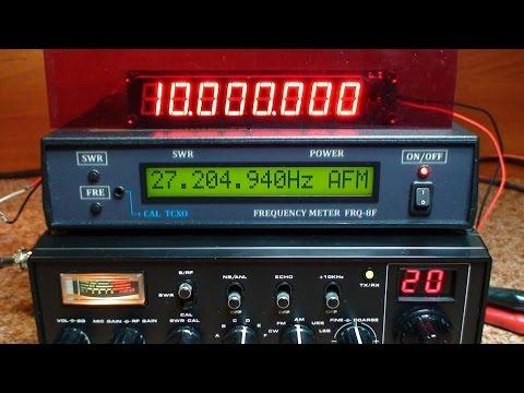 CB Radio - Stabilizacja częstotliwości - SuperStar