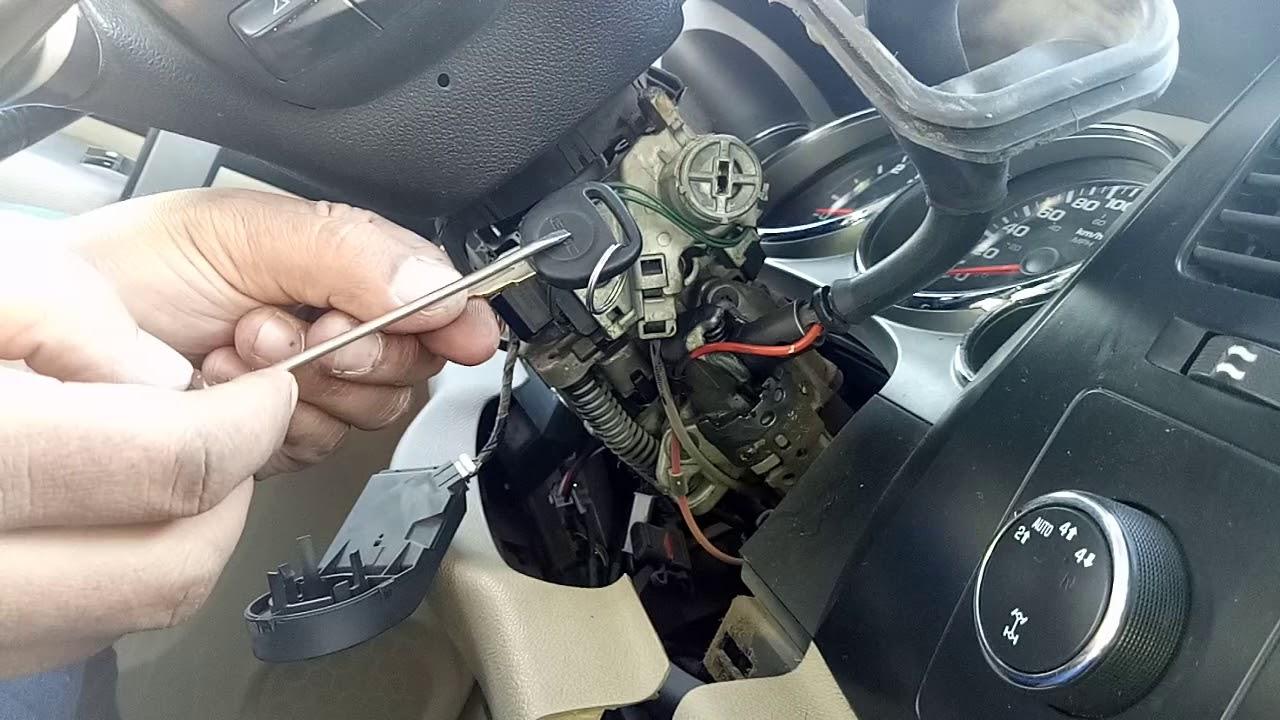 Cara bypass immobilizer pada kendaraan