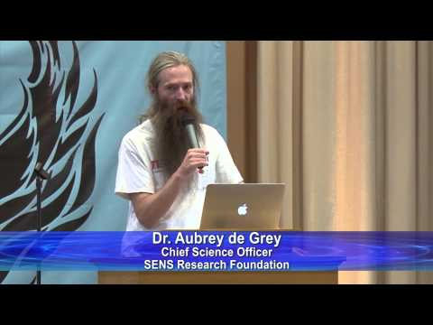 Aging Intervention with Dr. Aubrey de Grey at Perpetual Life