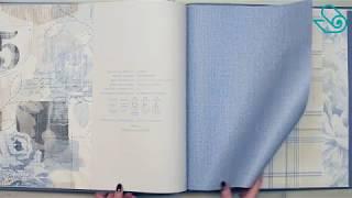 Обои Aura Anthologie. Обзор коллекции Aura Anthologie магазина обоев Oboi-Store.ru